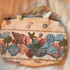 Sea shell purse